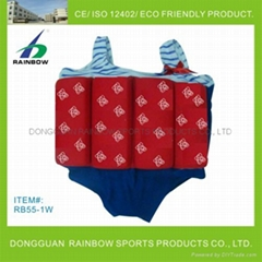 Kids floating swimming suit