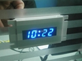 Kitchenware clock
