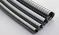 Galvanized metal flexible pipes 1