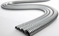 Galvanized metal flexible pipes 2