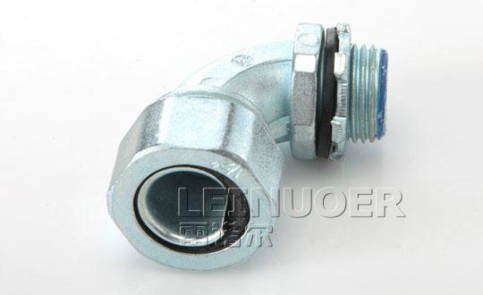 90-degree liquid tight conduit connector 3