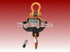 export High-temperature electronic crane scale from YingHeng  Weighing Scale