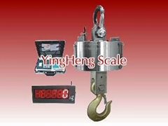 export Wireless printing electronic crane scale from YingHeng  Weighing Scale