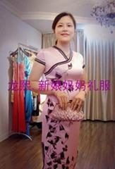 石家莊高級禮服旗袍