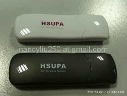 3G HSDPA WCDMA USB wireless data card 7.2 Mbps  1