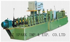 stainless steel pipe maching machine