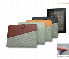 Leather case of Apple Ipad 3 classical style