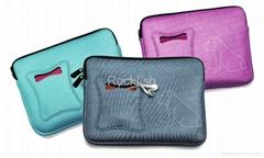 Leather case of Ipad 3 Neoprene Bag