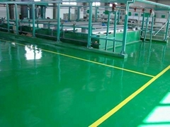 環氧樹脂薄塗地坪塗裝系統