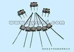陶瓷三极插件放电管