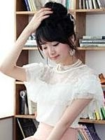 时尚女装 韩版 蕾丝 公主T恤 1