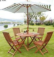 庭院组合桌椅