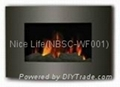 Wall Mounted Electric Fireplace (NBSC-WF001)
