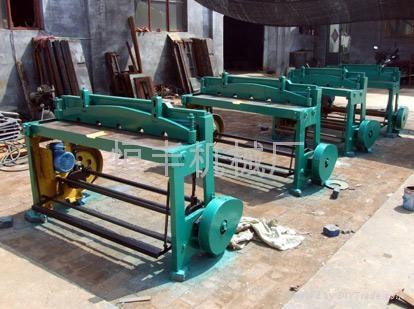 小型機械剪板機 2
