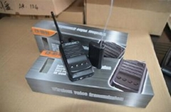 Micro Wireless Audio Transmitte