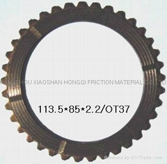 Friction Plates for Diggers/Excavator