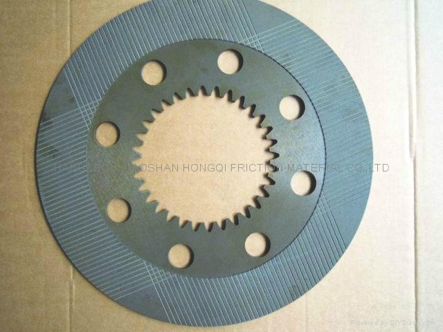 Clutch Discs for Engineering Machinery  1