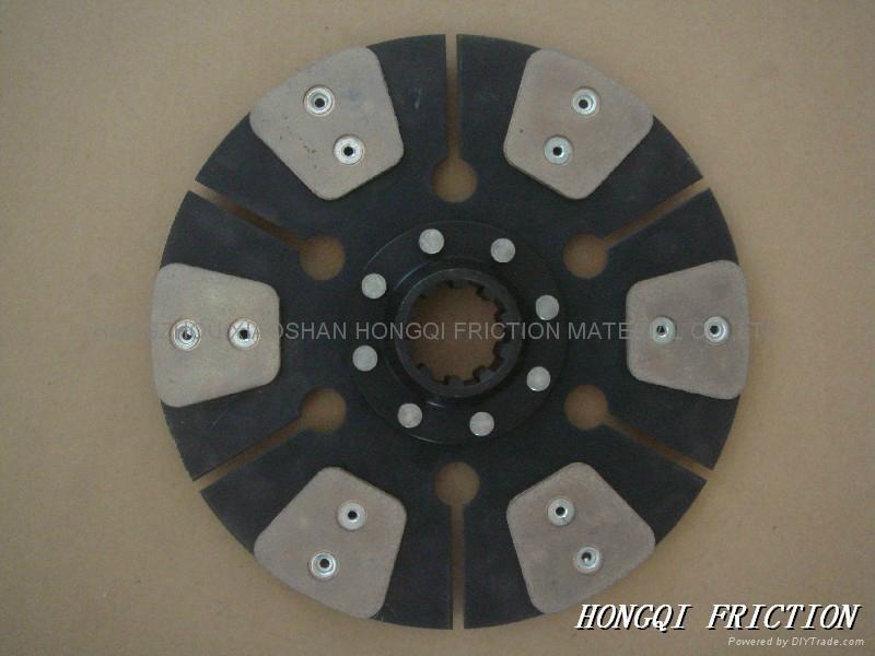 Clutch Disc for Heavy-Duty Machinery  1
