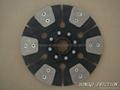 Clutch Disc for Heavy-Duty Machinery