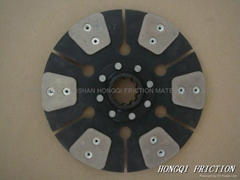 Clutch Disc for Heavy-Duty Machinery