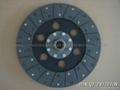 Clutch Disc for Heavy-Duty Machinery  2