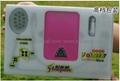 3000mAh Portable solar Mobile Charger