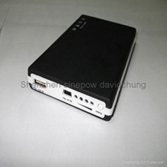 10000mAH iphone charger external power supply for IPAD