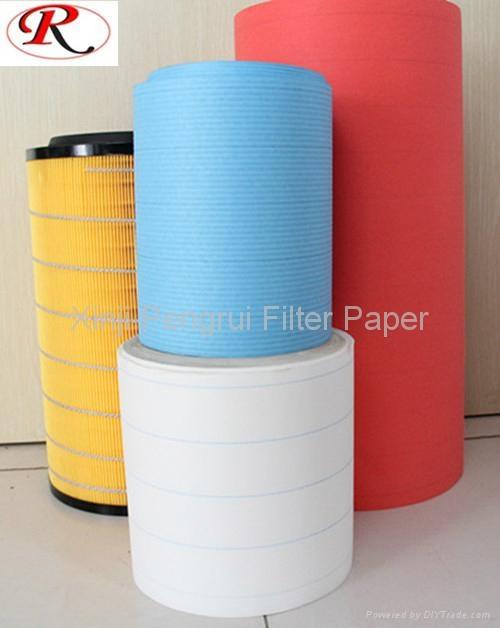 Automotive filter paper 1