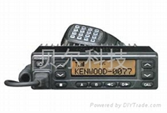GPS-3G集群對講智能車載終端