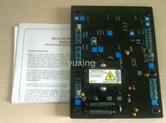 stamford generator voltage regulator AVR MX321