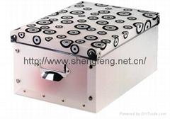 fashion plastic storage box