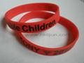 Customized Silicone Wristbands 2