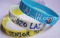 Customized Silicone Wristbands 3