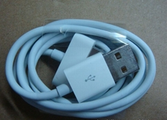 Original Apple USB 2.0 Date Cable for Apple iPhone 4, Apple iPad