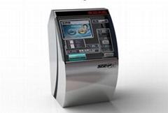 Self-service ticket machines