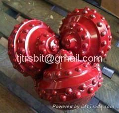"""15"""" ( 381mm ) Kingdream IADC437 Oil Well Tricone Bit"""