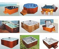 SPA大池 多功能戶外按摩浴缸