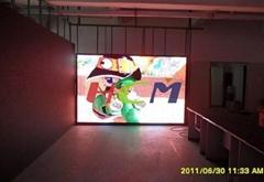 p7.62 indoor SMD 3in1 display screen