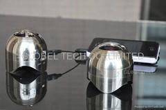 2012 hottest stereo mini speaker for iPhone iPod
