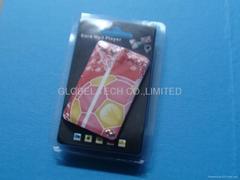 Ultra-thin card Mp3 music Player