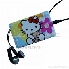 portable mini Card FM radio player