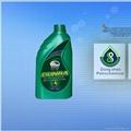 Railroad engine oil antiwear additive