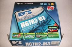 For ecs motherboard H67H2-A3 for ecs desktop motherboard intel motherboard LGA11