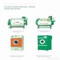 Automatic Professional Industrial Laundry Washing Machine 1