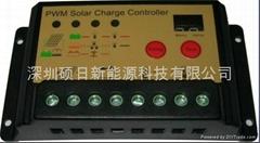双路多时段太阳能控制器