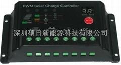 市电互补太阳能控制器