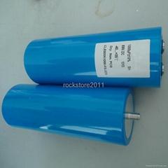 Un Polarized Film Capacitor 1000UF 800V DC link filter