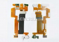 BlackBerry Torch 9810 original Slider Flex Assembly