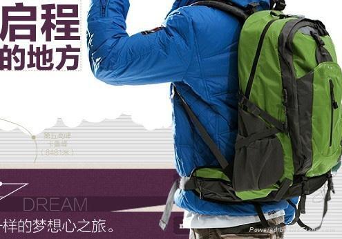 2012旅行包休闲户外登山包实 4