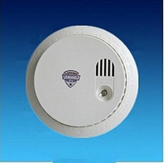 top quality. optical smoke alarm with 9V battery